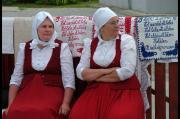 Vilics Eszter: Vásári népviselet