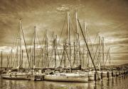 Jene Sándor : Kikötőben