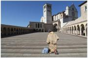 Fekete Tamás: Assisi zarándok